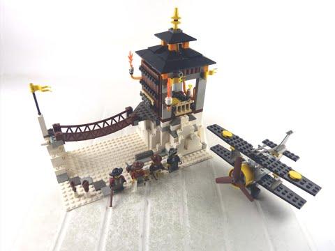 LEGO Orient Expedition - Mt. Everest Temple - Review - Set: 7417