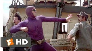 The Phantom (4/9) Movie CLIP - Find Them, Stop Them (1996) HD