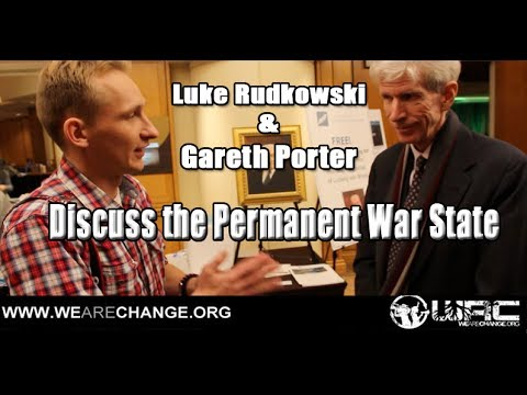 Gareth Porter: The Permanent War State