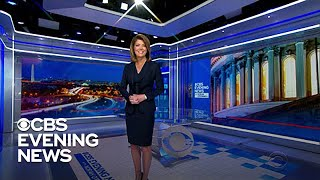 """CBS Evening News with Norah O'Donnell"" moves to Washington, D.C."