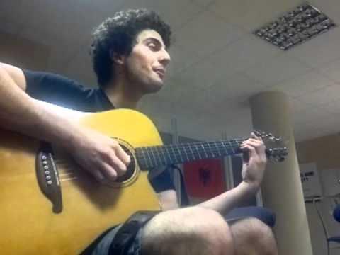 Ямайка играть на гитаре