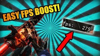 HOW TO GET BETTER FPS IN CSGO 2018