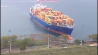 крушения кораблей снятых на видео