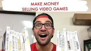 HOW TO SELL VIDEO GAMES ONLINE IN 2017