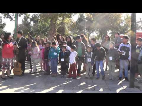 Punto de Predica en la Clase Los Cerrillos, Marzo 2015
