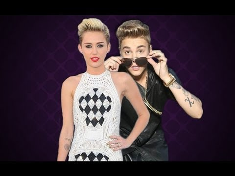 Are Miley Cyrus and Justin Bieber Hooking Up? Miley Says
