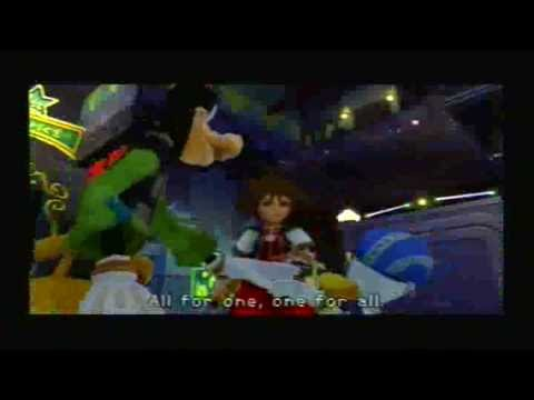 Kingdom Hearts Episode 6-Guard of the Armor