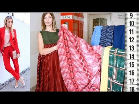 ТКАНИ из ИТАЛИИ в подарок: обзор 😍 что буду шить?