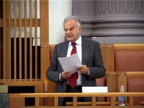 Storia - Prof. Francesco Barbagallo, La persona nella città (1/6)