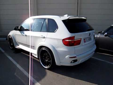 Bmw X5 Hamann Youtube