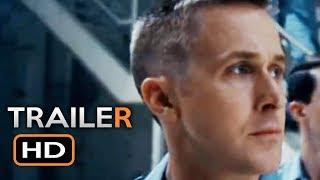 First Man Official Trailer #1 (2018) Ryan Gosling Biopic Movie HD