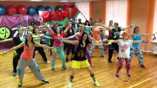"Zumba® Fitness ""WE ARE ONE"" (OLE OLA) 