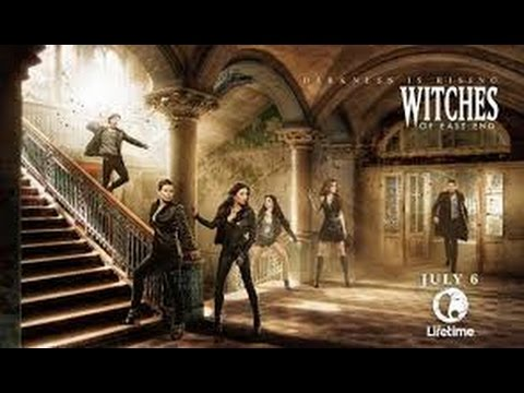 Witches Of East End Season 2 Episode 7 Art Of Darkness Review video