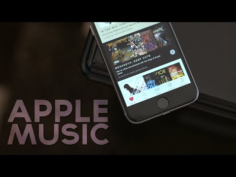 Apple Music Hands-on!