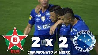Boa Esporte x Cruzeiro - MELHORES MOMENTOS (COMPLETO)   Campeonato Mineiro 2019 - 31/01/2019