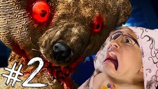 Among the Sleep Part 2 | NOPE! NOPE! NOPE! ABSOLUTELY NOPE!
