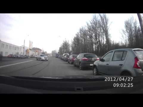 ДТП в СПб на Полюстровском проспекте
