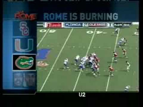 Jim Rome: Miami is The U, Shut Up Florida Video
