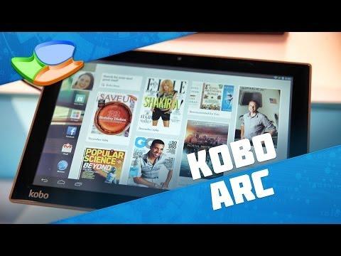 Tablet Kobo Arc [Análise de Produto] - Tecmundo