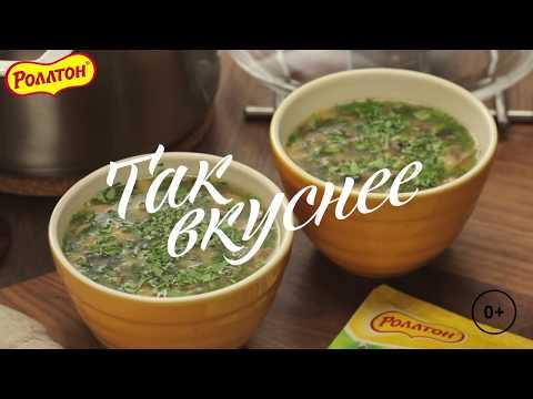 ТАК ВКУСНЕЕ: Суп из шампиньонов с горошком