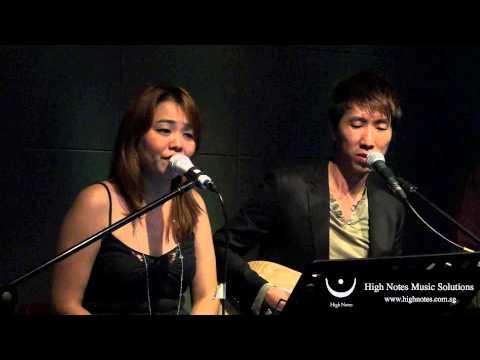 Donnie Chan & Tricia Zhou :  陪我看日出 Pei Wo Kan Ri Chu
