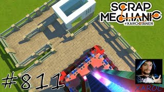 Scrap Mechanic - Xaroc baut - Freefall Teil 6 Fertig werden #811 🐶 deutsch / german