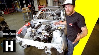 Are Two Throttle Bodies Better Than One? Cross-Ram Intake Installation on our Scrap Yard M3
