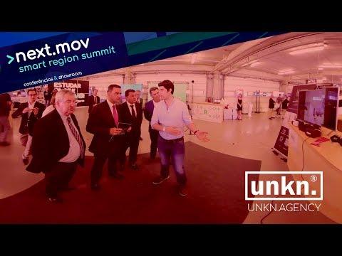 UNKN | Next.mov - Smart Region Summit 2017