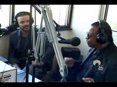 Billy Dee Williams WURD-AM Interview Video