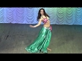 Belly Dance Pop Song Category FINAL Solo ☀ Svetlana Tumanova ☀ Ukrainian Oryantal Dans Championship
