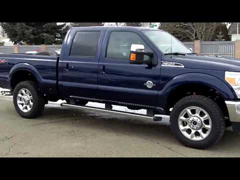 2011 Ford Super Duty F350 Video