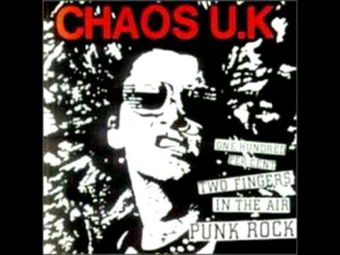Chaos Uk - Wall Street Crash
