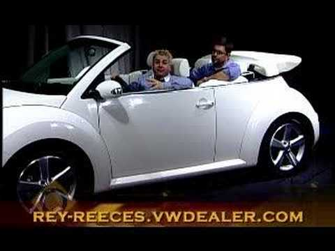 2007 VW New Beetle Con Video