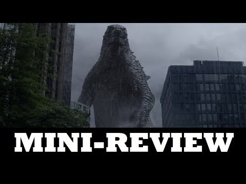 GODZILLA (2014) - Mini-Review