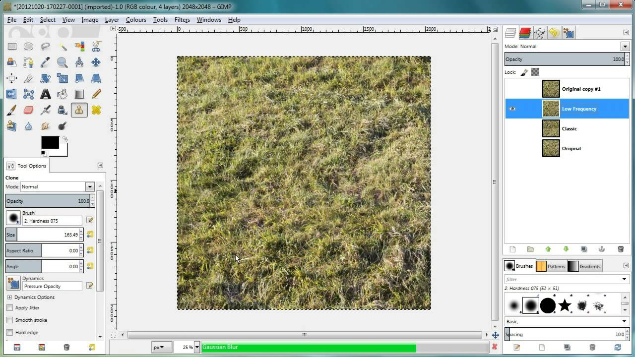 gimp texture resynthesis Gimp texture tool texture, as the name suggests, helps you to add texture to the image it helps you to create a new image with texture from the selected image ie it adds seamless pattern to your image in accordance with the selected image.