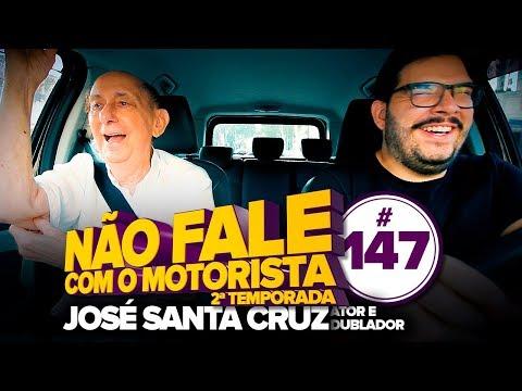 JOSÉ SANTA CRUZ (ATOR E DUBLADOR) #147 NÃO FALE COM O MOTORISTA Vídeos de zueiras e brincadeiras: zuera, video clips, brincadeiras, pegadinhas, lançamentos, vídeos, sustos