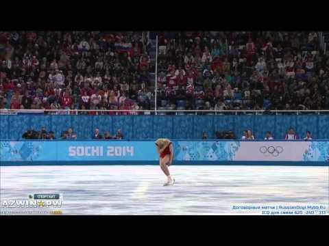 Gracie Gold Sochi 2014 Olimpyc Games