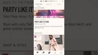 Covet Fashion - The Game - 2018-09-23