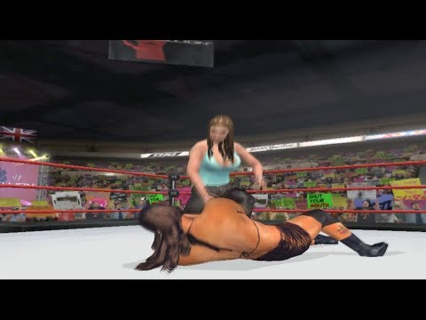 Stephanie McMahon vs Jazz thumbnail