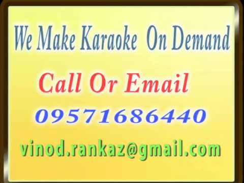 Aap Kahen Aur Hum Naa Aayen    Karaoke   Des Pardes