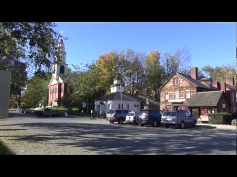 Tauck Classic New England Fall Foliage Tour, Oct 2012