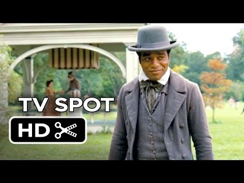 12 Years A Slave TV SPOT - Nominated for 9 Academy Awards  (2013) - Brad Pitt Movie HD