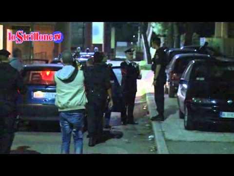 26 arresti al Piano Napoli di Boscoreale, le immagini del blitz di questa notte
