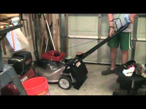 Honda lawn mower review - HRR216VKA
