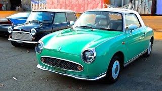 1991 Nissan Figaro Turbo - Japan Auction Purchase Review
