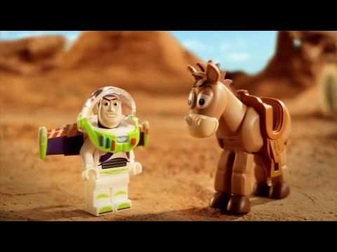 2010 LEGO Toy Story 3 Western Adventure