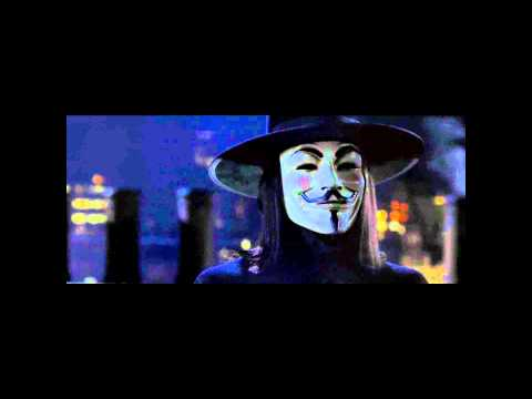 V for Vendetta - FUS RO DAH! (HD) Music Videos