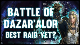 Battle of Dazar'alor - LAD #18