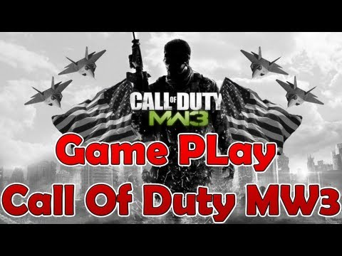 Game PLay - Call Of Duty Modern Warfare 3 - MW3 - Noob - Comments - AG1ABLU
