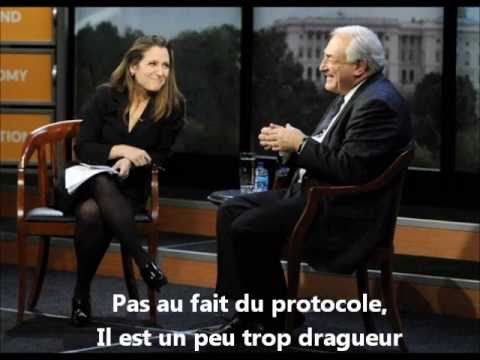 Dominique nique version DSK - Aurélien Lehmann